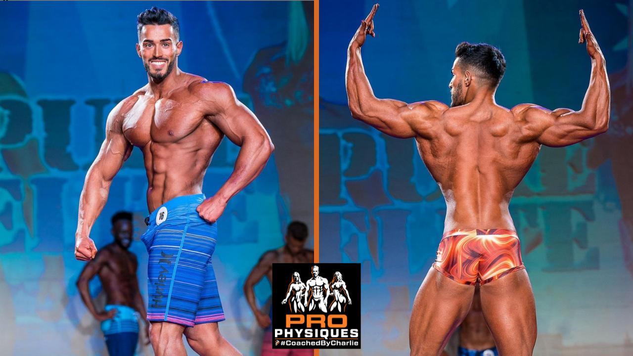 Andre Decruz Pure Elite Pro Physiques