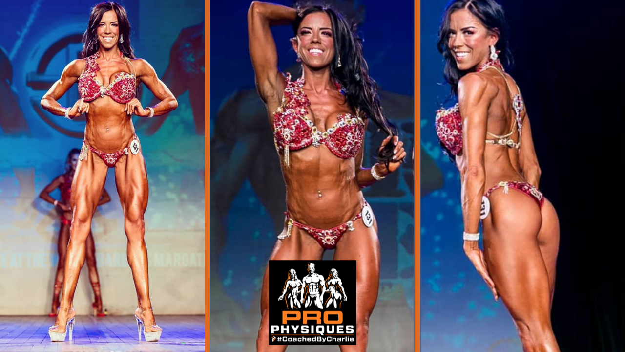 Carly Melling Pure Elite Pro Physiques