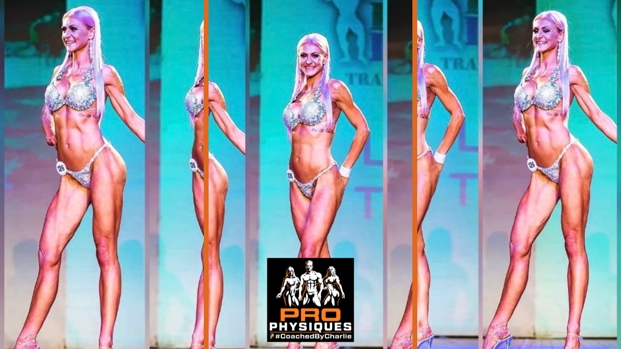 Laura Tyssen Pure Elite Pro Physiques