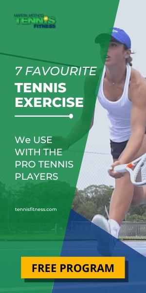 7 Favourite Tennis Exercise
