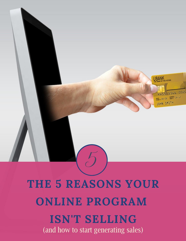 top 5 secrets of successful online course creators download