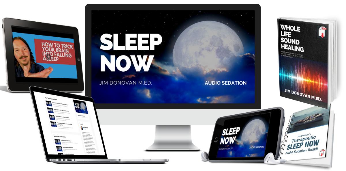 Sleep Now Audio Sedation