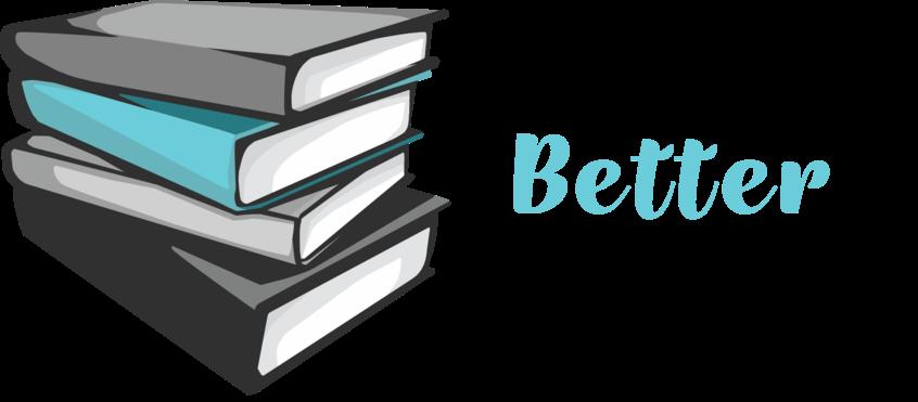 Header Logo: Craft Better Books