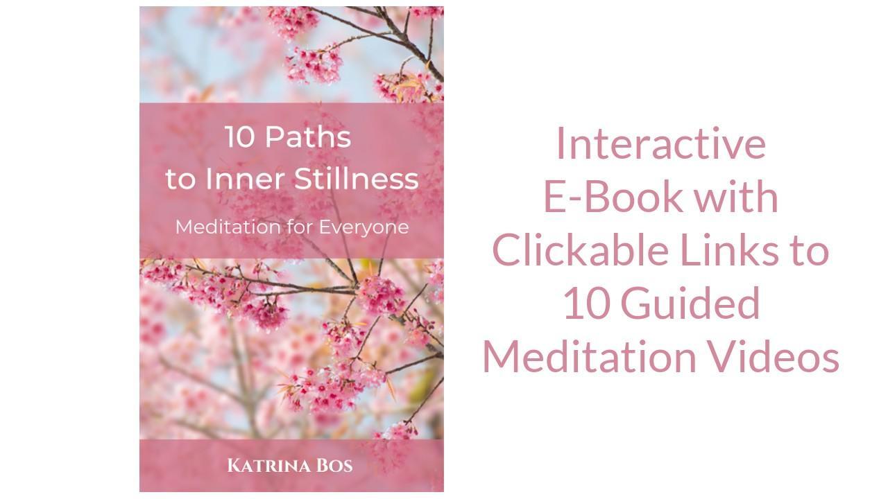 Online meditation book