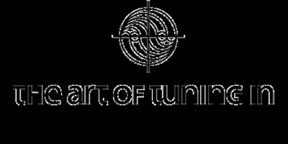 Logo The Art Of Tuning In Maria Furlano Website Header