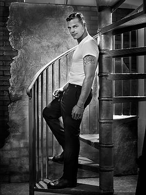 Ricky Martin en People en Español