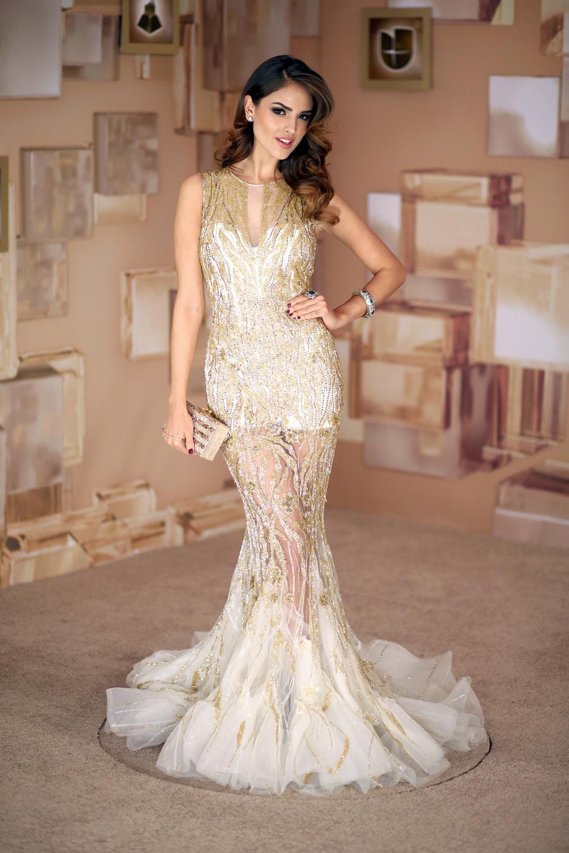 Eiza González - Latin Grammy 2014