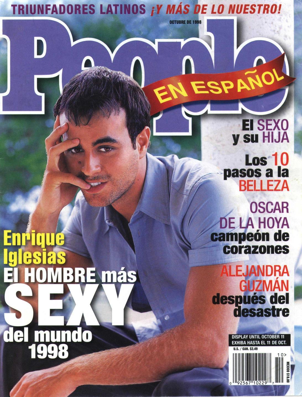 Enrique Iglesias en People en Español