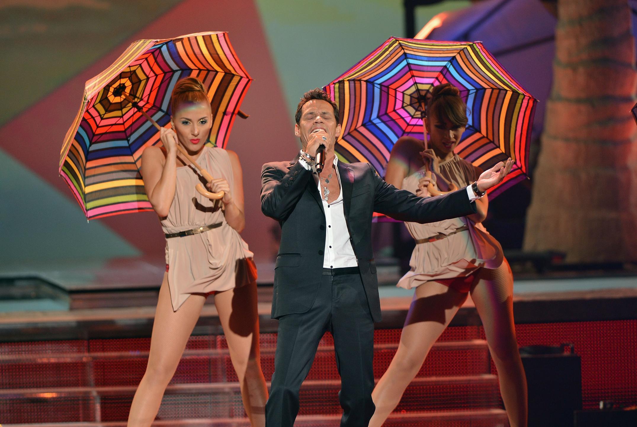 Marc Anthony - Premios Juventud 2013