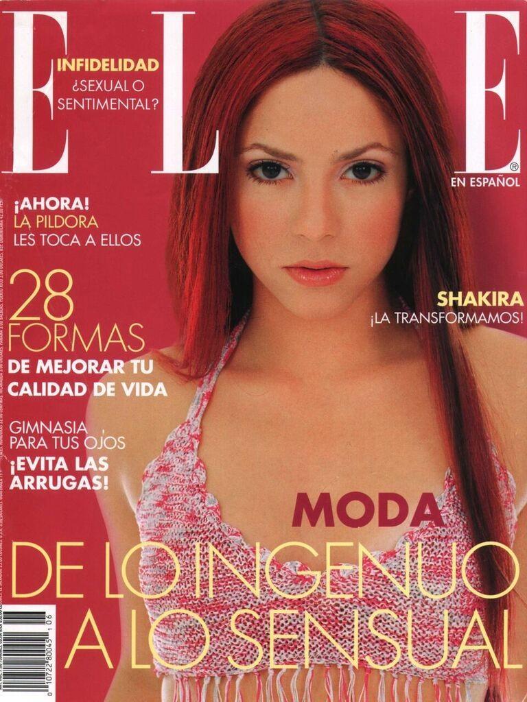 Shakira ELLE