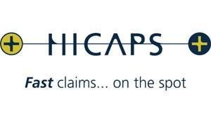 hicaps claiming symbol