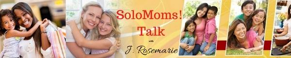 solo moms talk