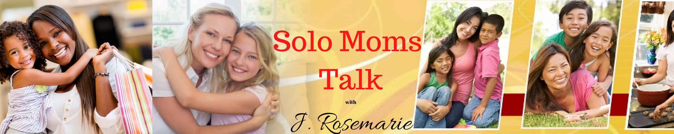 solo moms talk
