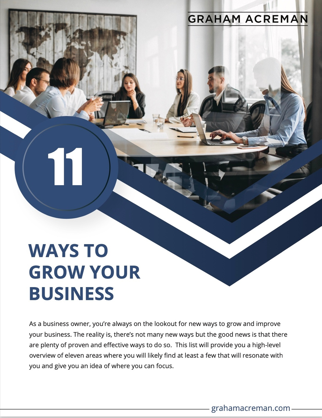 11 Ways to Grow Your Business