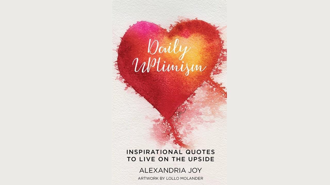 Daily Uptimism Pocket Book