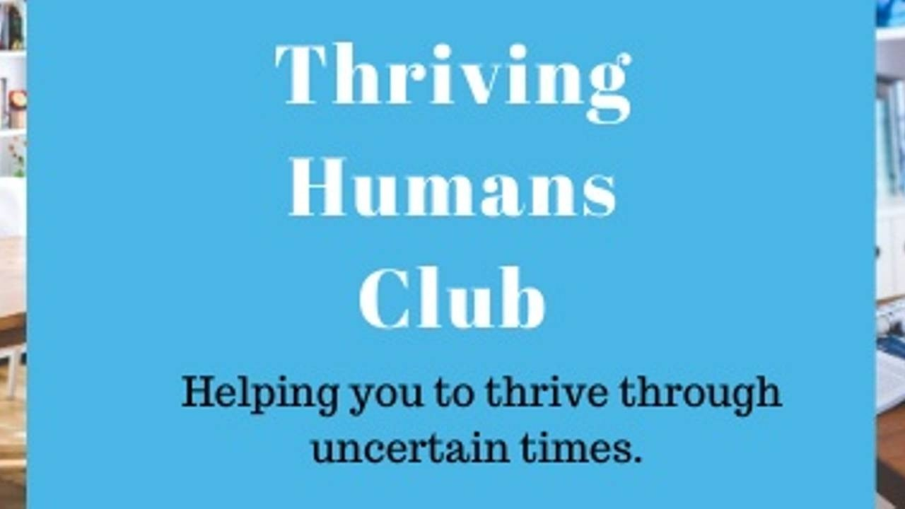 Thriving Humans Club for Corporate Leaders