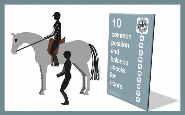 The Horse Rider's Mechanic 10 Checks for riders