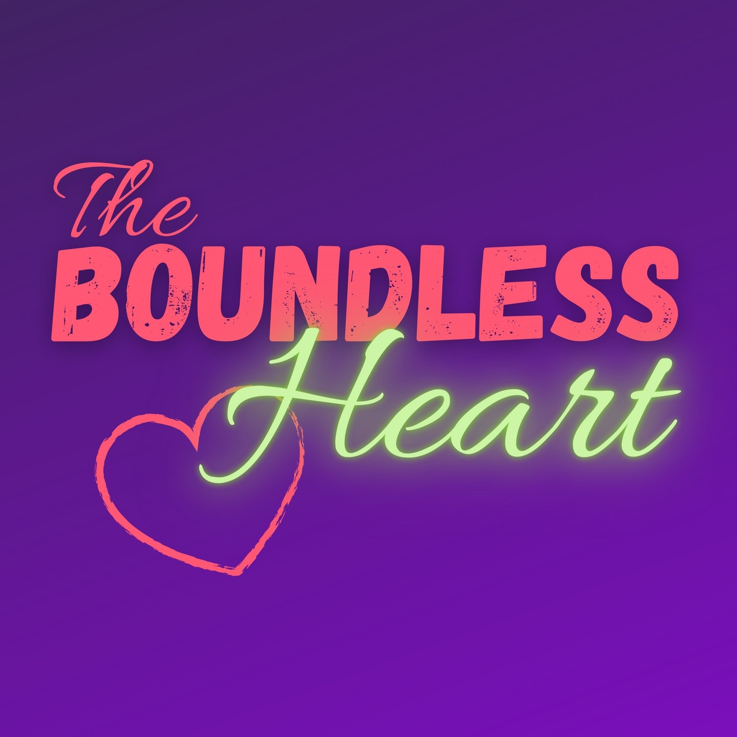 The Boundless Heart podcast art