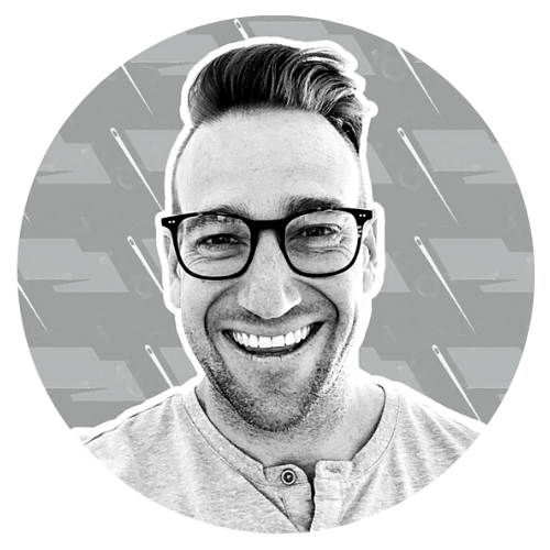 The founder of Common Thread Collective Taylor Holiday's headshot