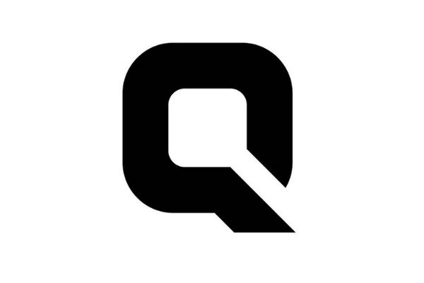 Small Q logo from the brand QALO