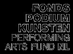 Logo Fonds Podiumkunsten