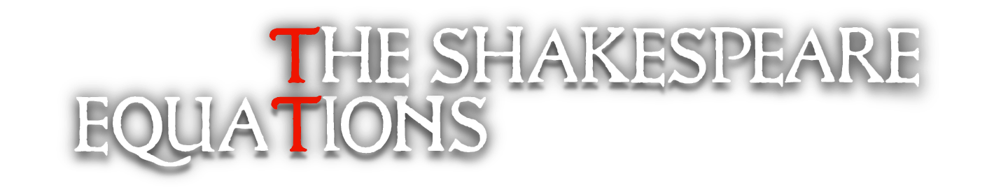 The Shakespeare Equations