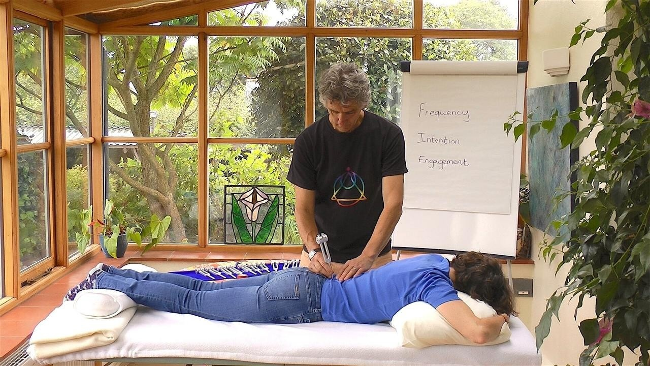 Short Sound Healing Course: How to Heal With the Song of the Spine Tuning Forks