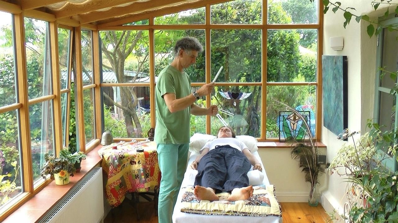 Short Sound Healing Course: How to Create Healing Musical Intervals with Tuning Forks