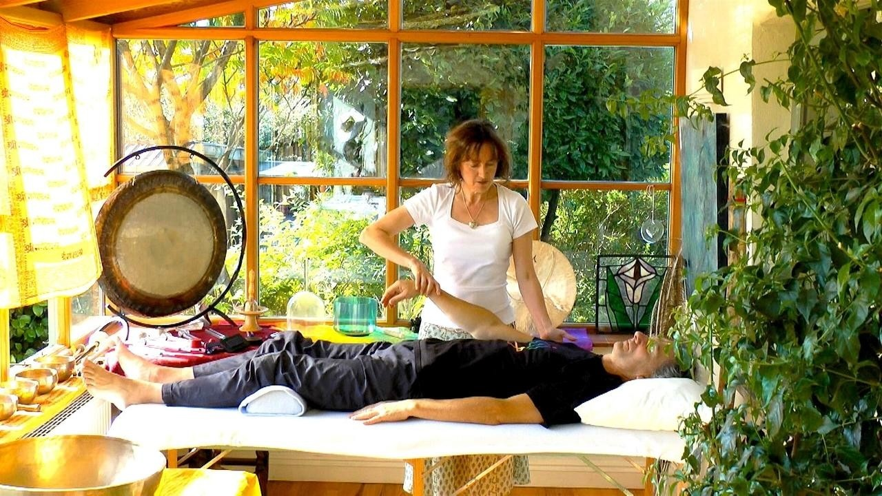 Short Sound Healing Course: How to Balance Energy in Meridians with Tuning Forks