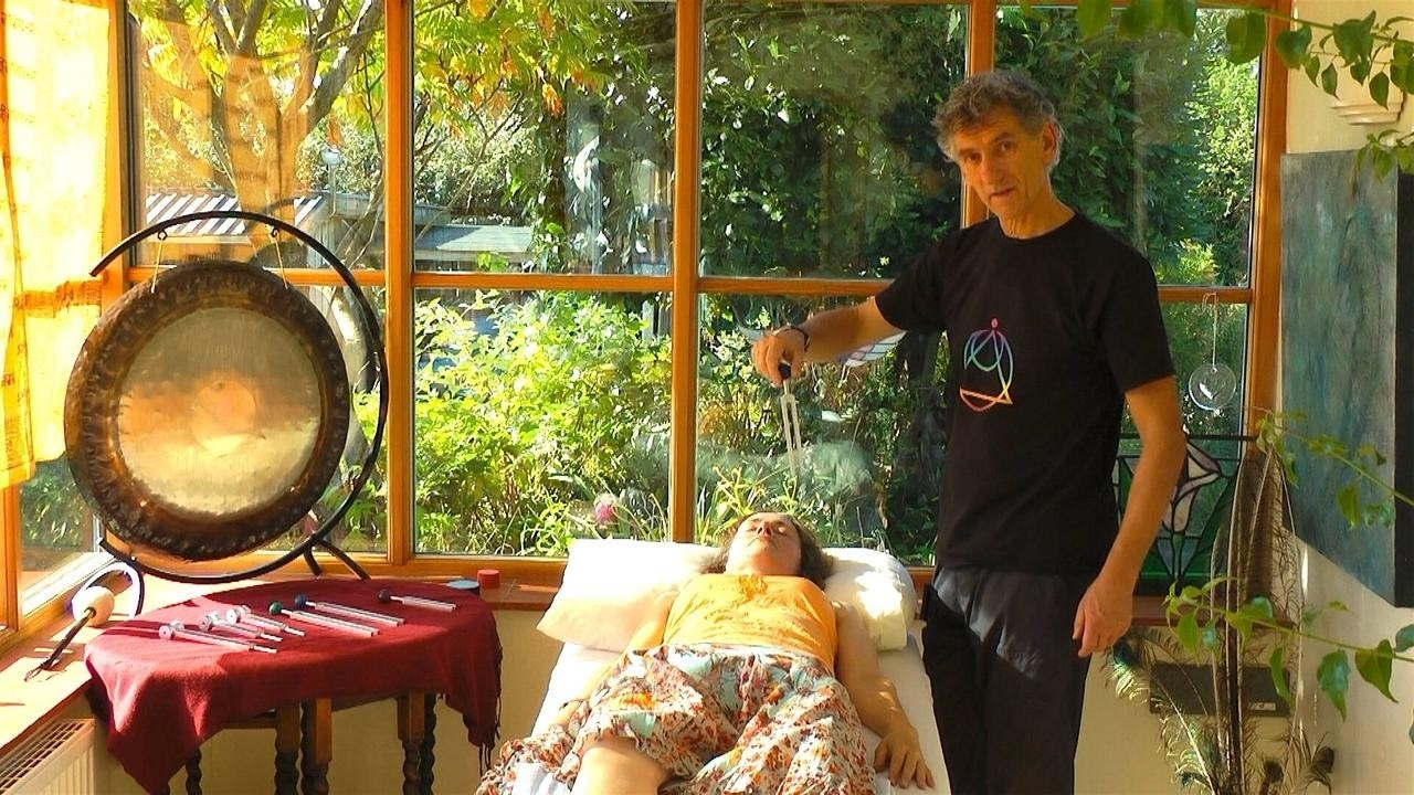 Short Sound Healing Course: How to Heal With 'Source Sounds' OM Tuning Forks
