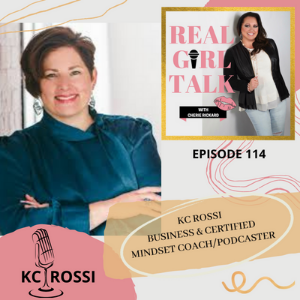 Sharing The Secrets Of Women Developing Brilliance With KC Rossi