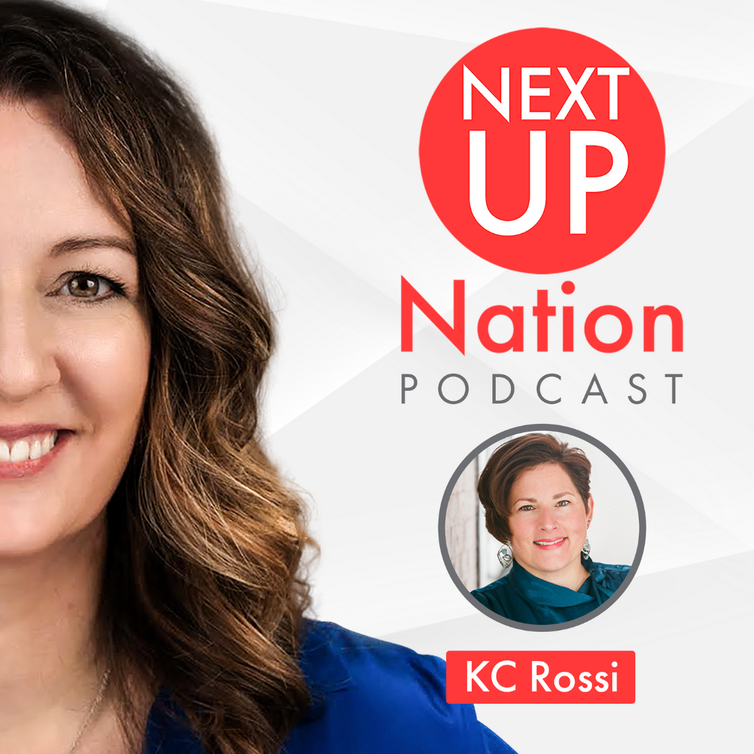Raw and Real From a Entrepreneurial Leader That Struck Gold, with KC Rossi