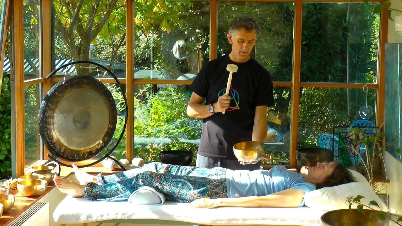 Uncertified Level 1 Foundation: Sound Healing With Tibetan Singing Bowls