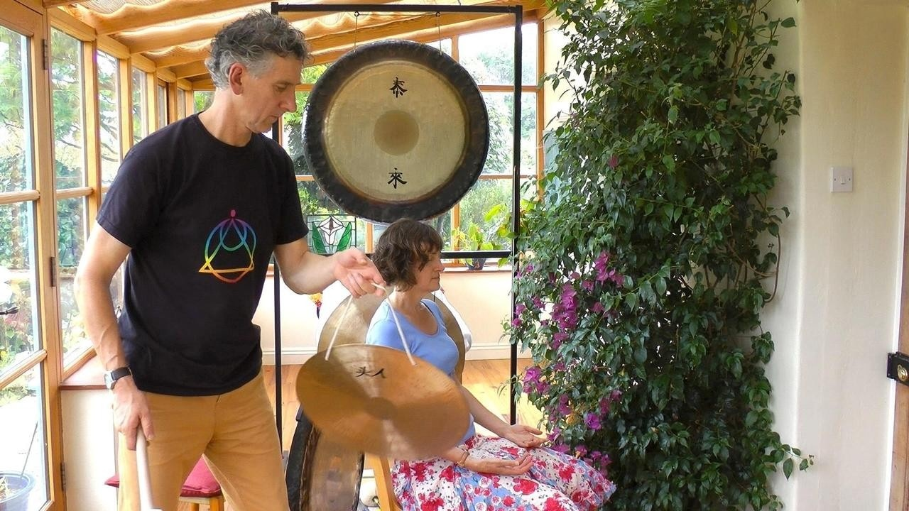 Level 1 Foundation Certificate: Sound Healing With Gongs