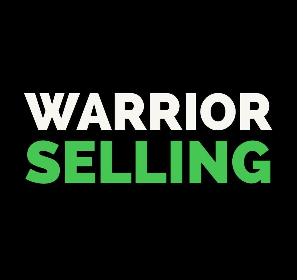 Warrior selling Logo
