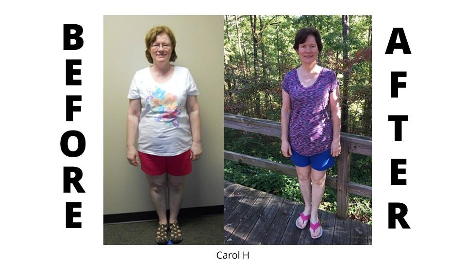 weight loss clinic testimonial