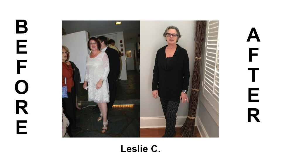 weight loss transformation for women