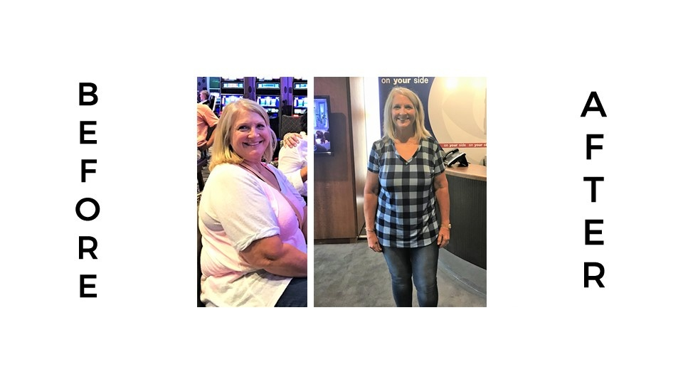 testimonial for a weight loss clinic