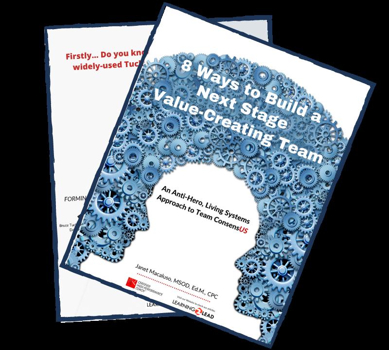 consensus workbook