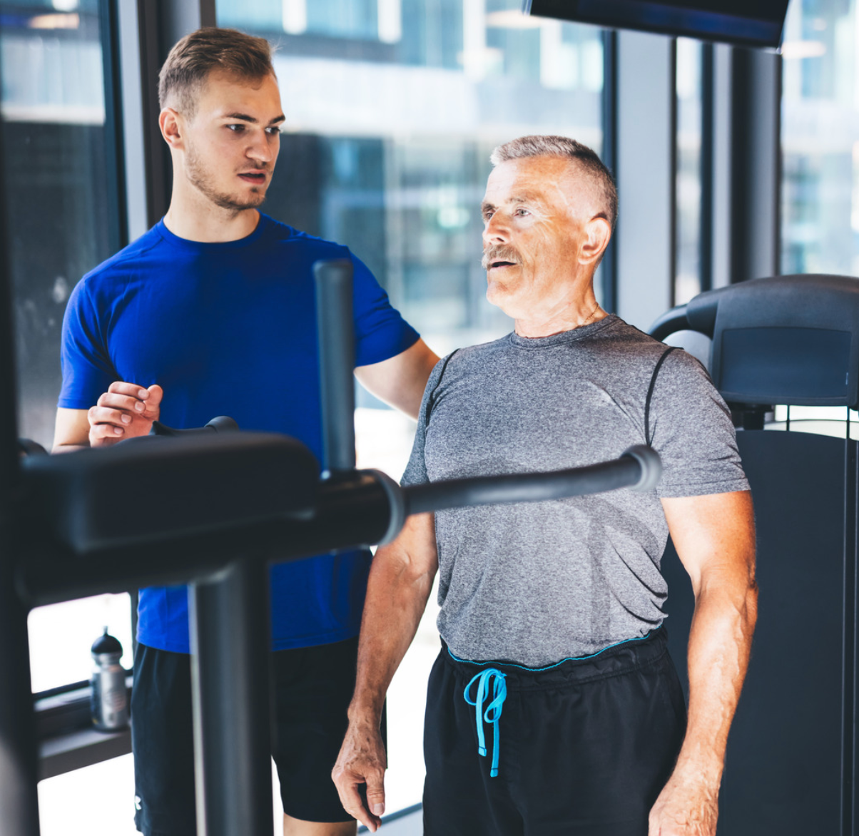 Personal training one on one coaching