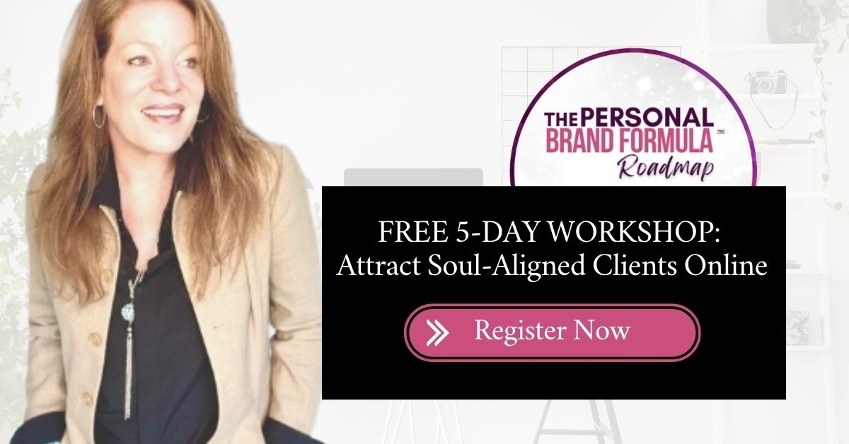 Free 5-Day Workshop: Attract Soul-Aligned Clients