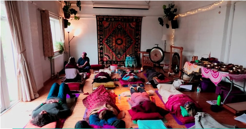 Sound Healing in Wales