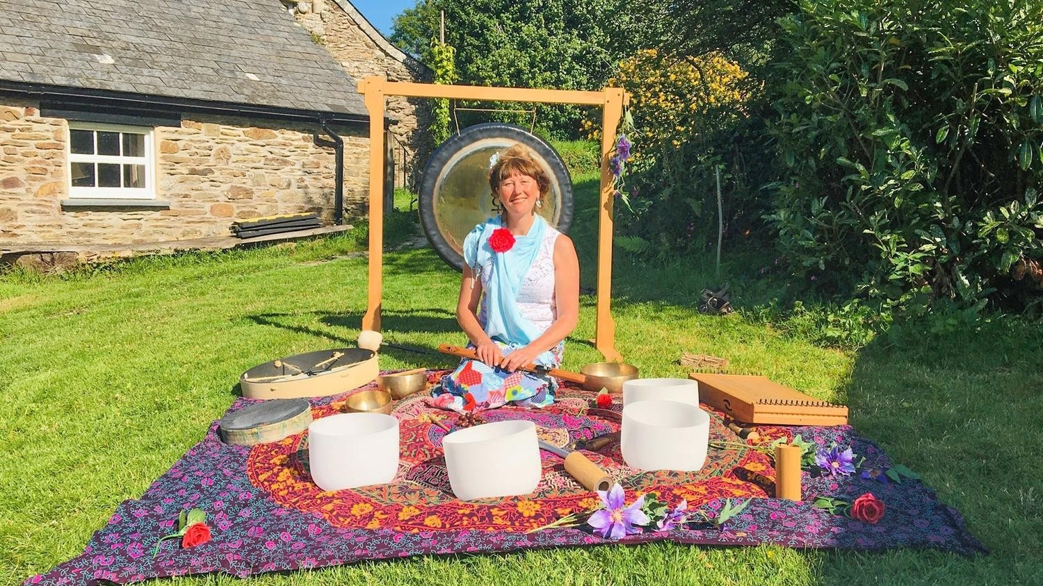 Sound Healing Course - Cornwall