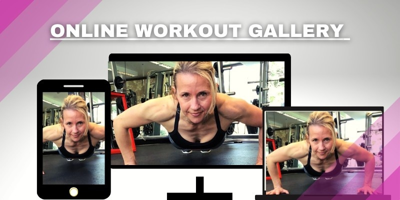 Fit Woman Over 40 Workout Videos