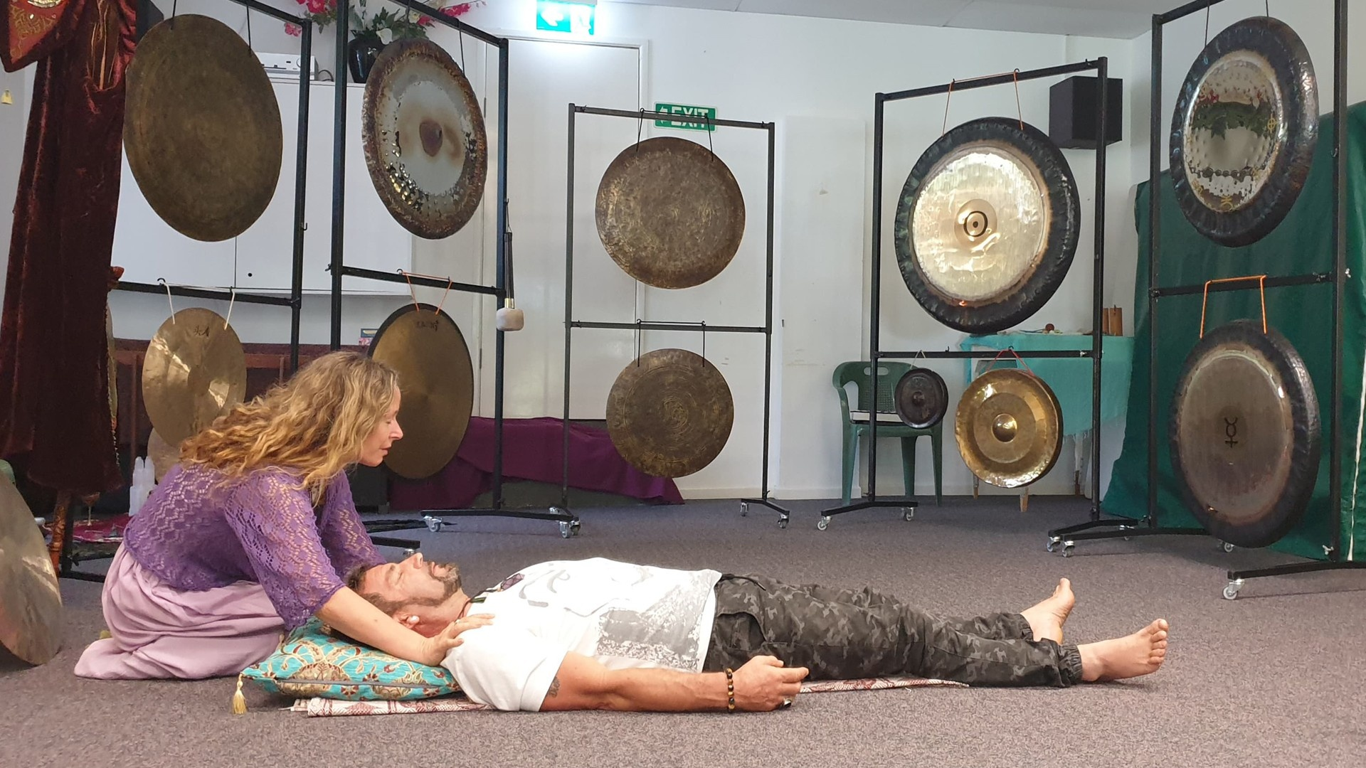 Level 2 Diploma: Integral Sound Healing For Working 1-2-1 With Clients