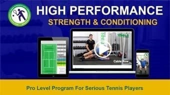High Performance Tennis Strength & Conditioning Program
