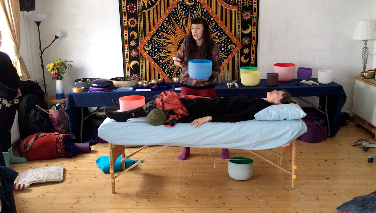 Sound Healing in France