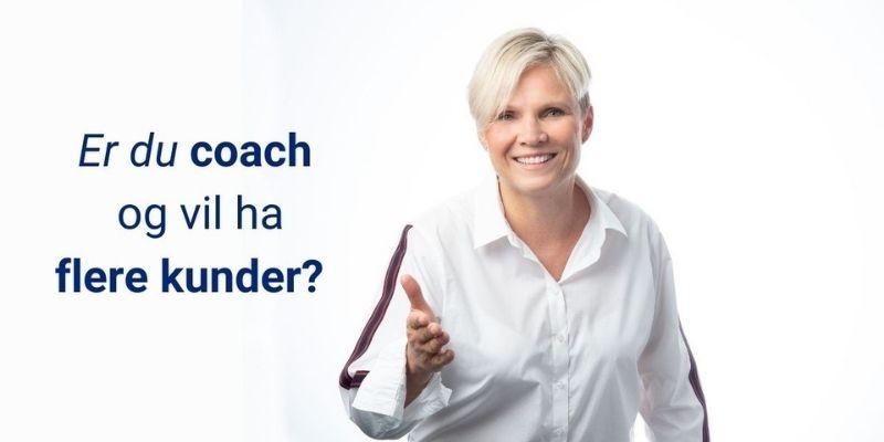 Salgskurs for coacher