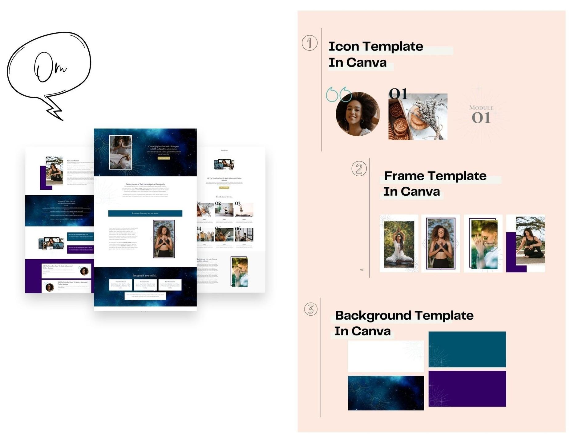 Kajabi templates and themes