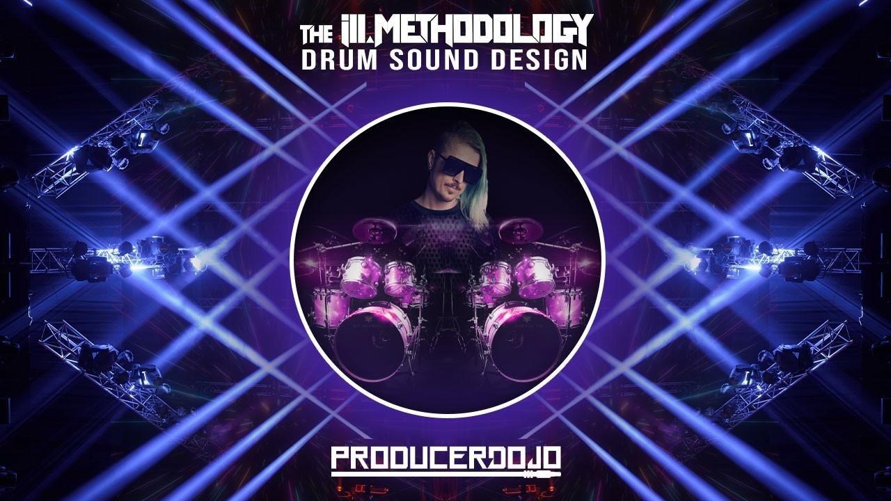 Online drum sound design music production course.